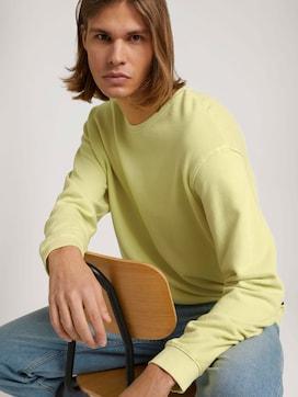 strukturiertes Sweatshirt - 5 - TOM TAILOR Denim