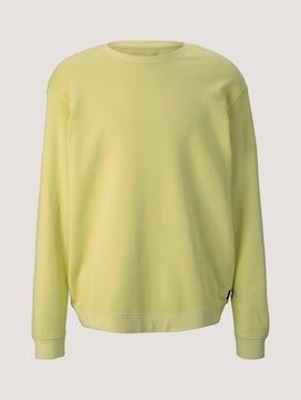 textured sweatshirt - 7 - TOM TAILOR Denim