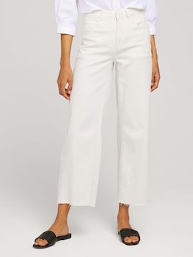 Kate Straight Jeans mit Bügelfalten - 1 - Mine to five