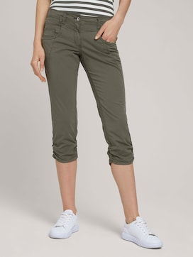 Tapered Relaxed Caprihose - 1 - TOM TAILOR