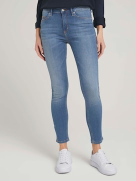 Kate Cropped Stretch Skinny Jeans - 1 - TOM TAILOR