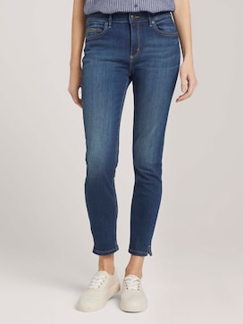 Kate Cropped Skinny Jeans mit Stretch - 1 - TOM TAILOR