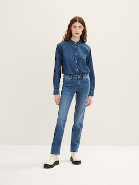 Alexa straight stretch jeans - 1 - TOM TAILOR