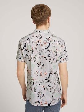 Hemd met bloemenpatroon - 2 - TOM TAILOR Denim