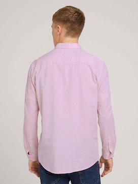 Strukturiertes Hemd mit Brusttasche - 2 - TOM TAILOR Denim