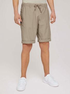 Jogger Shorts - 1 - TOM TAILOR Denim