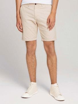 Slim Chino Shorts - 1 - TOM TAILOR Denim