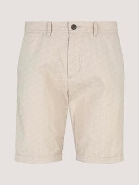 Slim Chino Shorts - 7 - TOM TAILOR Denim