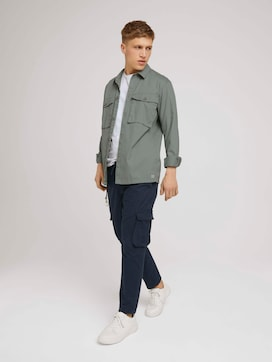 Relaxed Cargo Jogger - 3 - TOM TAILOR Denim