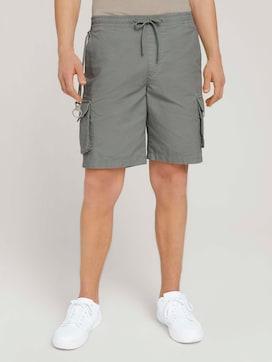 Regular Cargo Jogger-Shorts - 1 - TOM TAILOR Denim