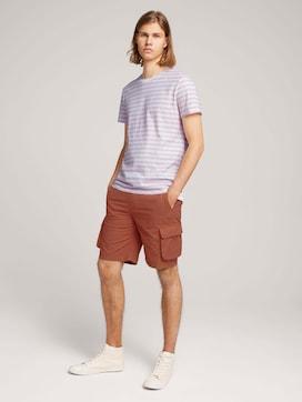 Regular cargo jogger shorts - 3 - TOM TAILOR Denim