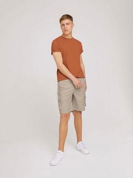 Regular Cargo Jogger-Shorts - 3 - TOM TAILOR Denim