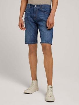 Regular Bermuda Jeansshorts - 1 - TOM TAILOR Denim