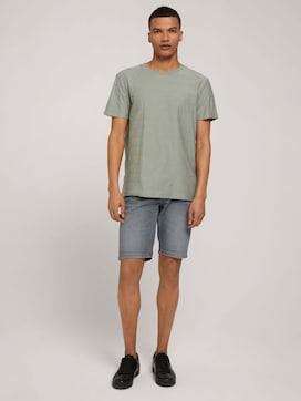Regular Bermuda Jeansshorts - 3 - TOM TAILOR Denim