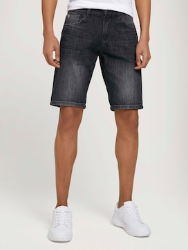 Regular Bermuda Denim Short - 1 - TOM TAILOR Denim