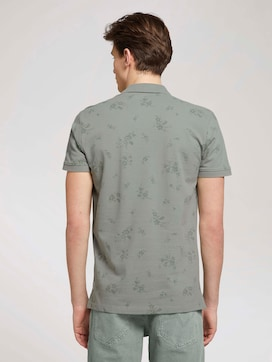 gemustertes Poloshirt - 2 - TOM TAILOR Denim