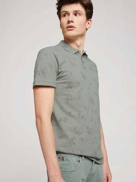 gemustertes Poloshirt - 5 - TOM TAILOR Denim