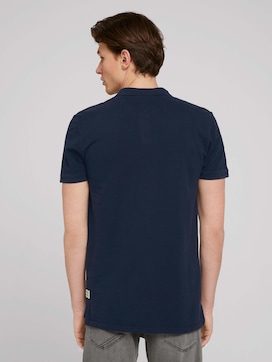 polo shirt with a gradient - 2 - TOM TAILOR Denim