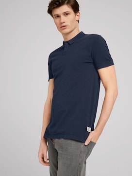 polo shirt with a gradient - 5 - TOM TAILOR Denim