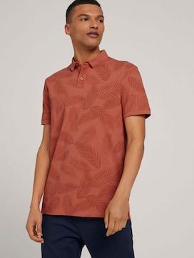 Poloshirt met dessin - 5 - TOM TAILOR Denim
