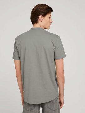 Basic short-sleeved shirt - 2 - TOM TAILOR Denim