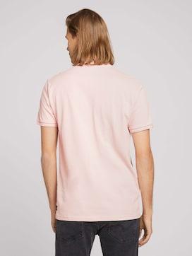 Poloshirt mit Strehkragen - 2 - TOM TAILOR Denim
