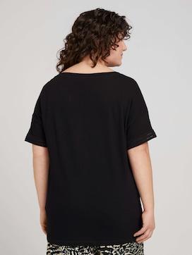 T-shirt van biologische katoen - 2 - My True Me
