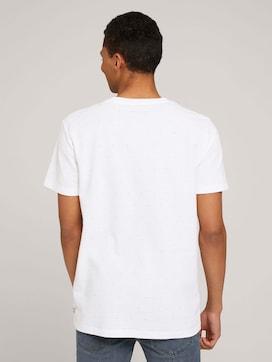 gemustertes T-Shirt - 2 - TOM TAILOR Denim