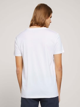 T-shirt met print - 2 - TOM TAILOR Denim
