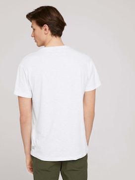 T-shirt met print van biologisch katoen - 2 - TOM TAILOR Denim