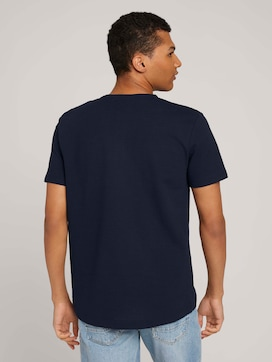 Henley T-Shirt - 2 - TOM TAILOR Denim