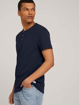 Henley T-Shirt - 5 - TOM TAILOR Denim