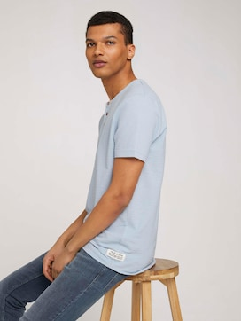 Henley T-Shirt - 5 - TOM TAILOR Denim