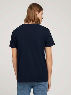 T-Shirt im Colour Blocking - 2 - TOM TAILOR Denim