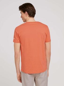 T-shirt uit biologisch katoen - 2 - TOM TAILOR Denim