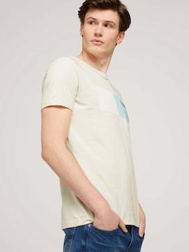 T-Shirt mit Bio-Baumwolle - 5 - TOM TAILOR Denim