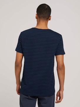 striped t-shirt made of organic cotton - 2 - TOM TAILOR Denim