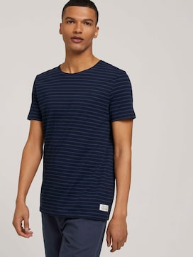 striped t-shirt made of organic cotton - 5 - TOM TAILOR Denim