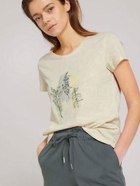 T-Shirt aus Bio-Baumwolle - 5 - TOM TAILOR Denim