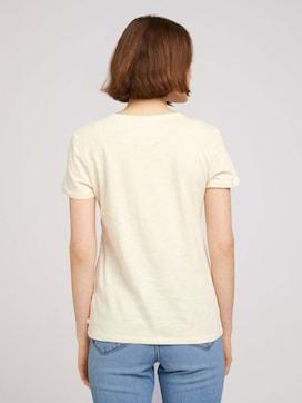 T-Shirt mit Bio-Baumwolle - 2 - TOM TAILOR Denim