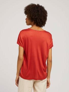T-shirt met V-hals - 2 - Mine to five