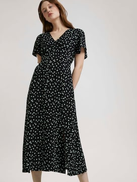 patterned midi dress - 5 - TOM TAILOR Denim