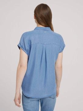 denim blouse - 2 - TOM TAILOR Denim