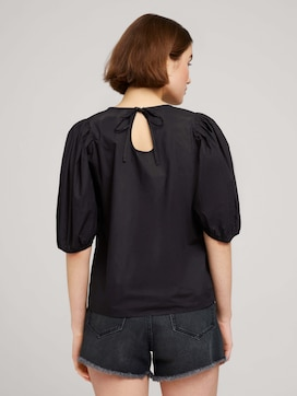 Blouse made of organic cotton - 2 - TOM TAILOR Denim