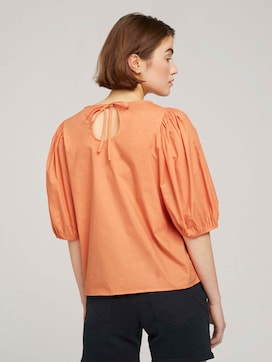 blouse gemaakt van biologisch katoen - 2 - TOM TAILOR Denim