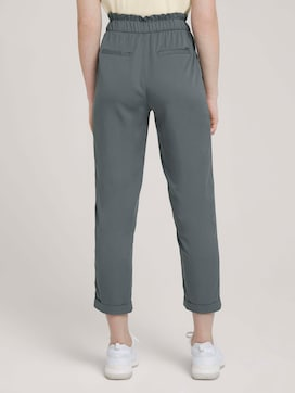 Relaxed Tapered Hose mit TENCEL(TM) - 2 - TOM TAILOR Denim