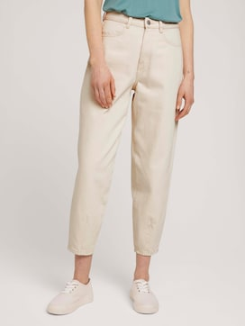 Barrel Mom Fit Jeans mit Bio-Baumwolle - 1 - TOM TAILOR Denim