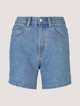 Mom Fit Shorts - 7 - TOM TAILOR Denim