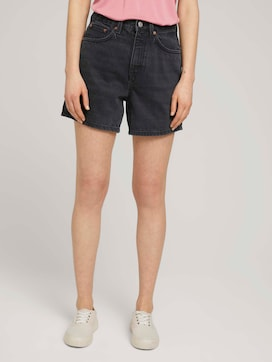 Mom-fit shorts - 1 - TOM TAILOR Denim