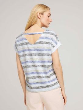 Loose Fit T-shirt met print - 2 - TOM TAILOR